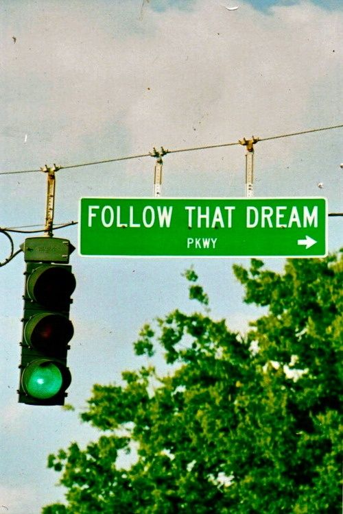 follow dream