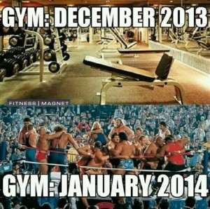 gym new years