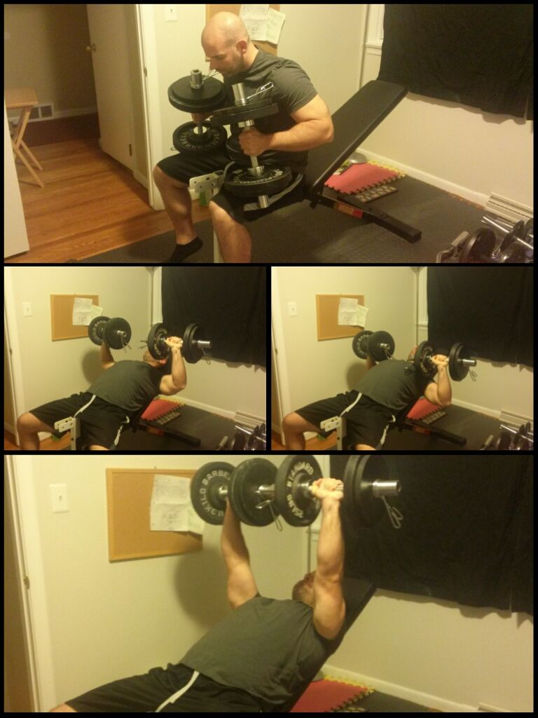 Proper Incline Bench Press Form Incline Bench Press